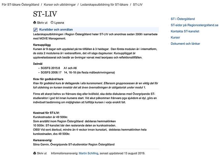 ÖstergötlandST-LIV