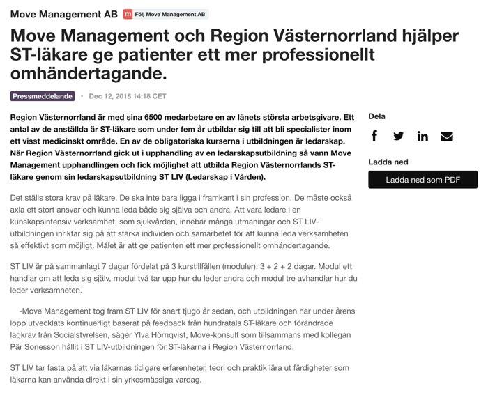 RegionVästernorrland